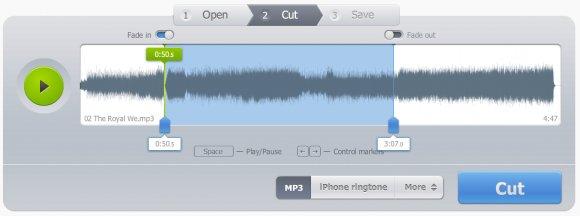 Cómo Cortar Una Canción Online Cortador Mp3 Ascenso