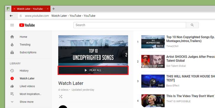 Cómo Guardar Un Video En Youtube Para Ver Más Tarde Ascenso