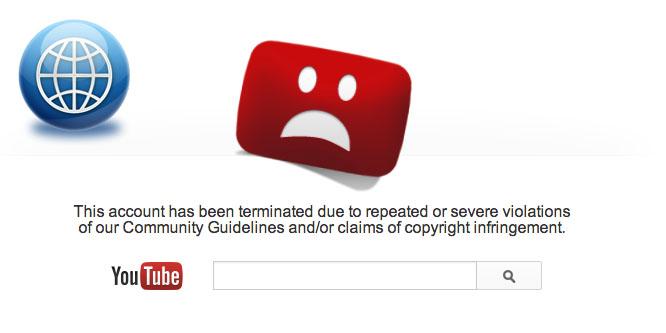 ¿Qué son los Strikes de YouTube y como perjudican tu canal?