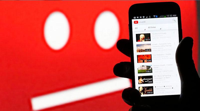 ocultar o eliminar comentarios youtube