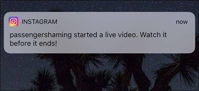 desactivar notificaciones push instagram